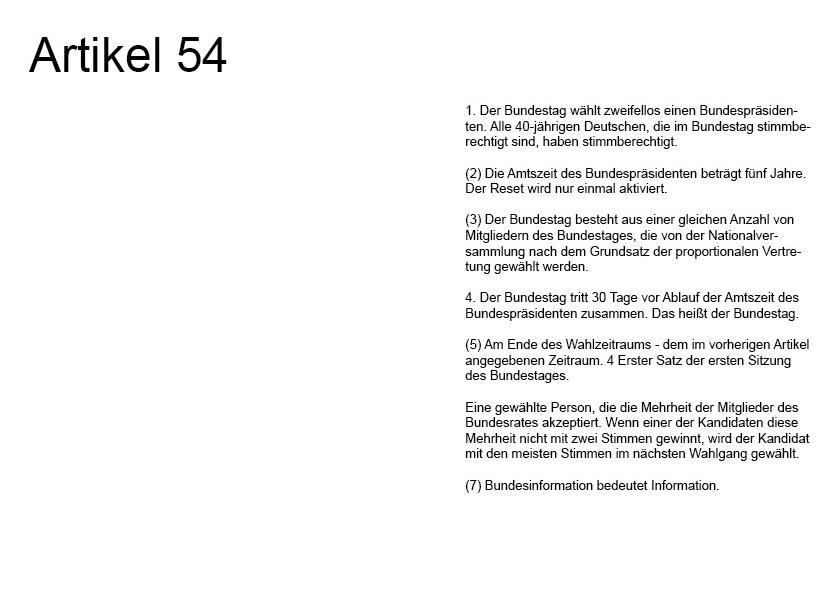 Artikel 54 aus der Arbeit GGG von Alexander Leschinez, 2021