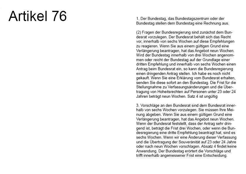 Artikel 76 aus der Arbeit GGG von Alexander Leschinez, 2021