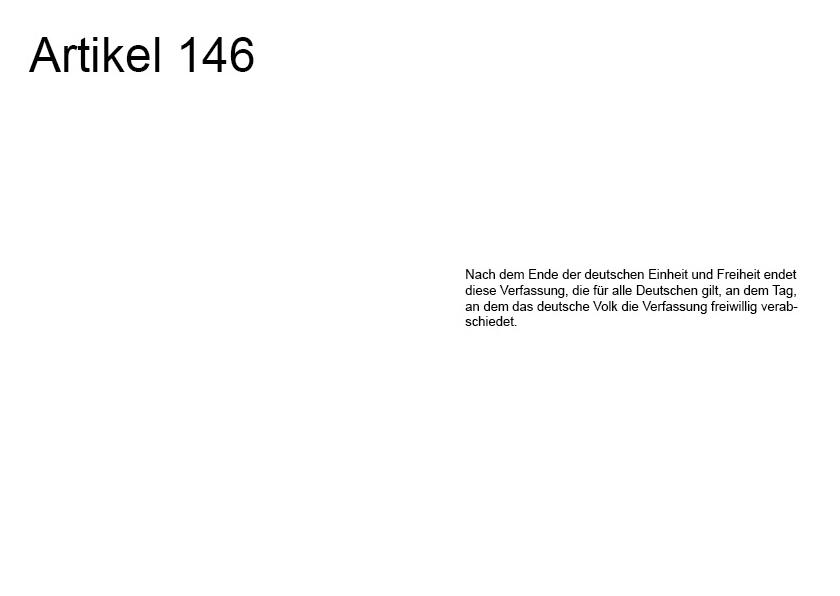 Artikel 146 aus der Arbeit GGG von Alexander Leschinez, 2021